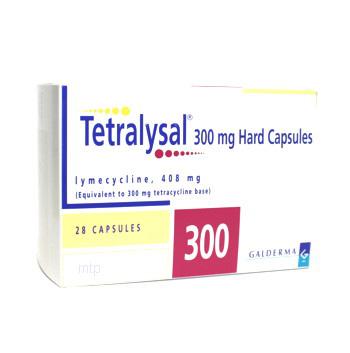 Buy tetralysal 300mg capsules 28 Uk online